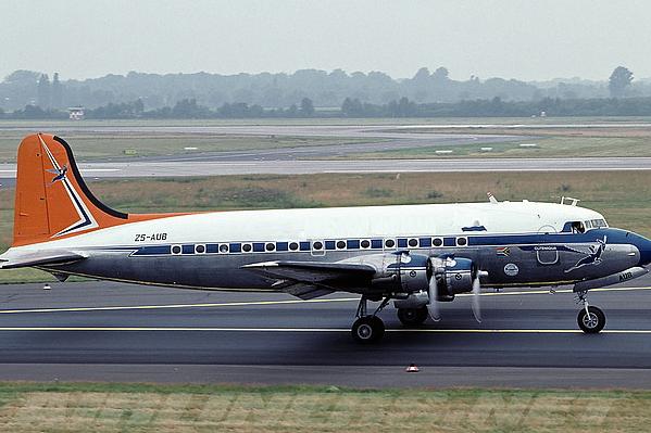 douglas-dc-4-skymaster-exterior